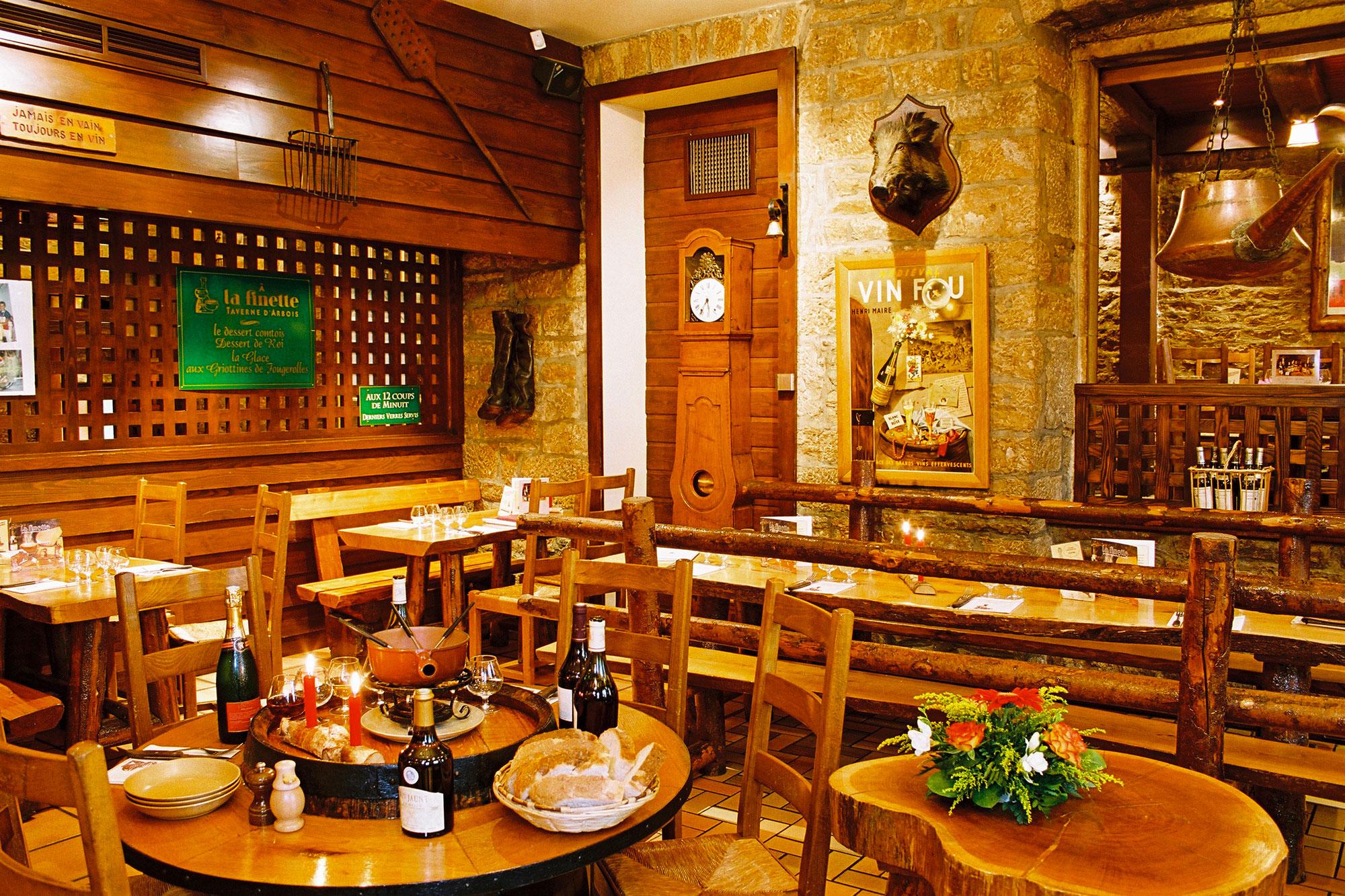 Restaurant Chateau Chalon